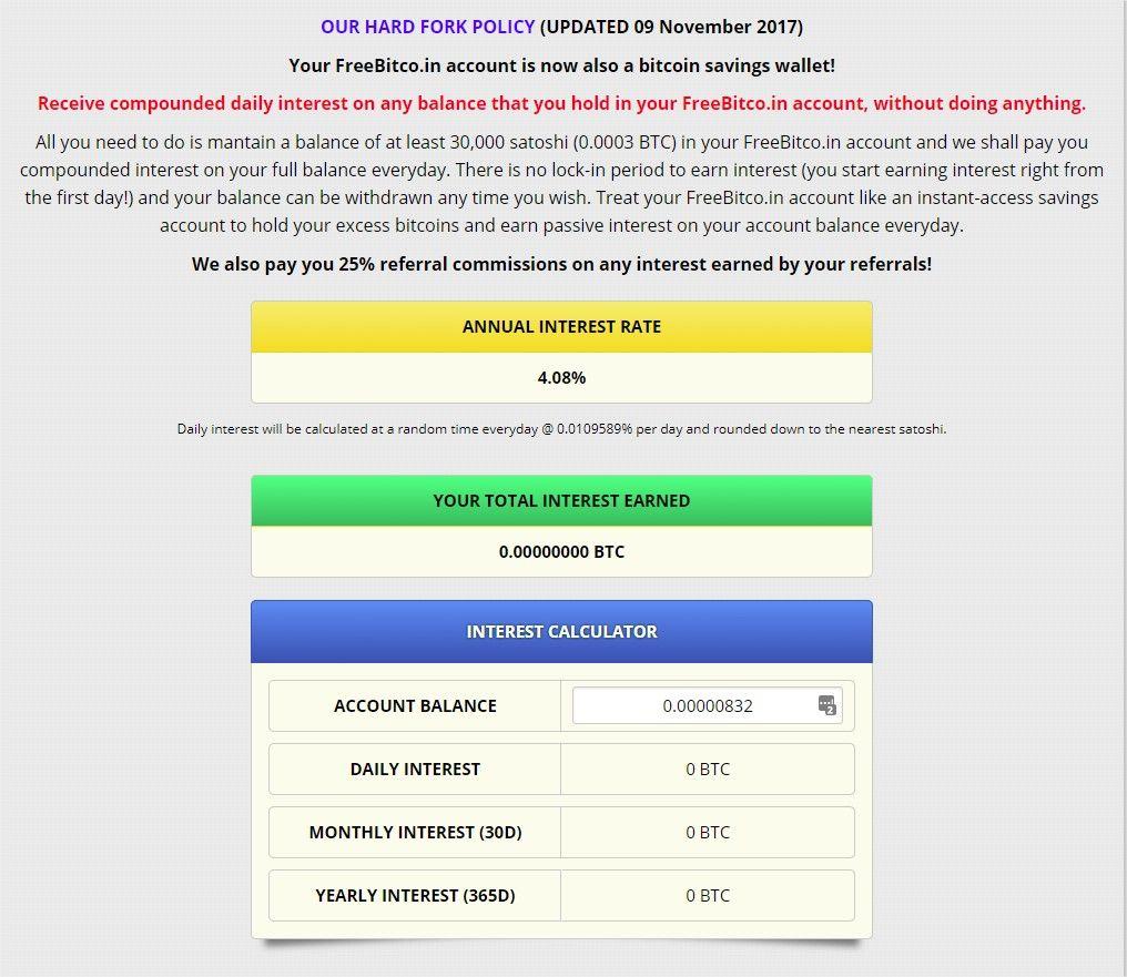 page earn btc freebitco