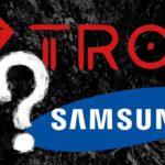 Le PDG de Tron, Justin Sun, promet bientôt une grande annonce TRX, le partenariat Tron-Samsung est supposé