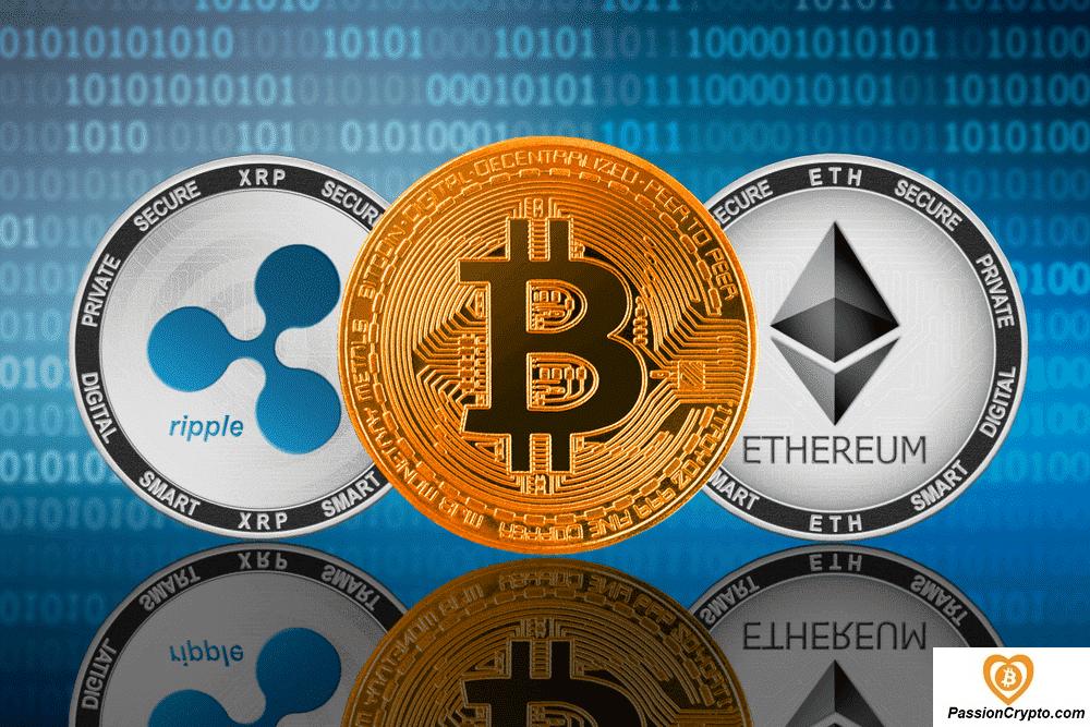 Top 3 des prévisions de prix Bitcoin, Ethereum, Ripple: Bitcoin alourdit le vol des Altcoins