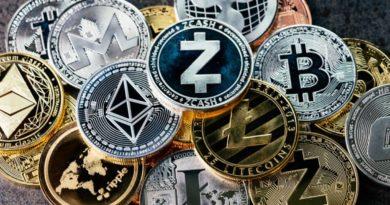 Obtenez 28 crypto-monnaies gratuitement